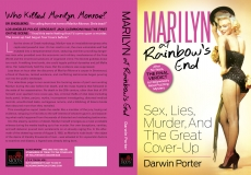 Marilyn Monroe Book Cover