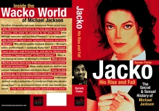 Michael Jackson Book Cover