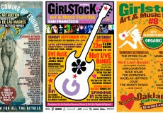 Girlstock Posters