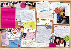 Letter Spread